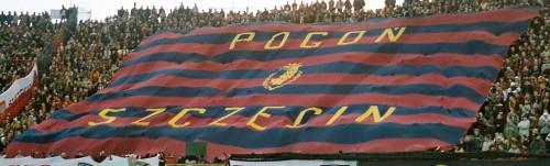 Pogoń Szczecin - sektorówka