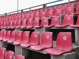 Ponumerowane krzesełka